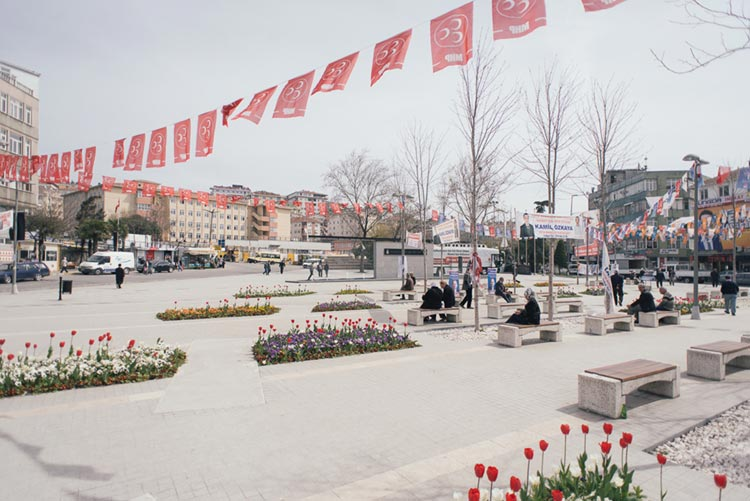 Istanbul Postcards