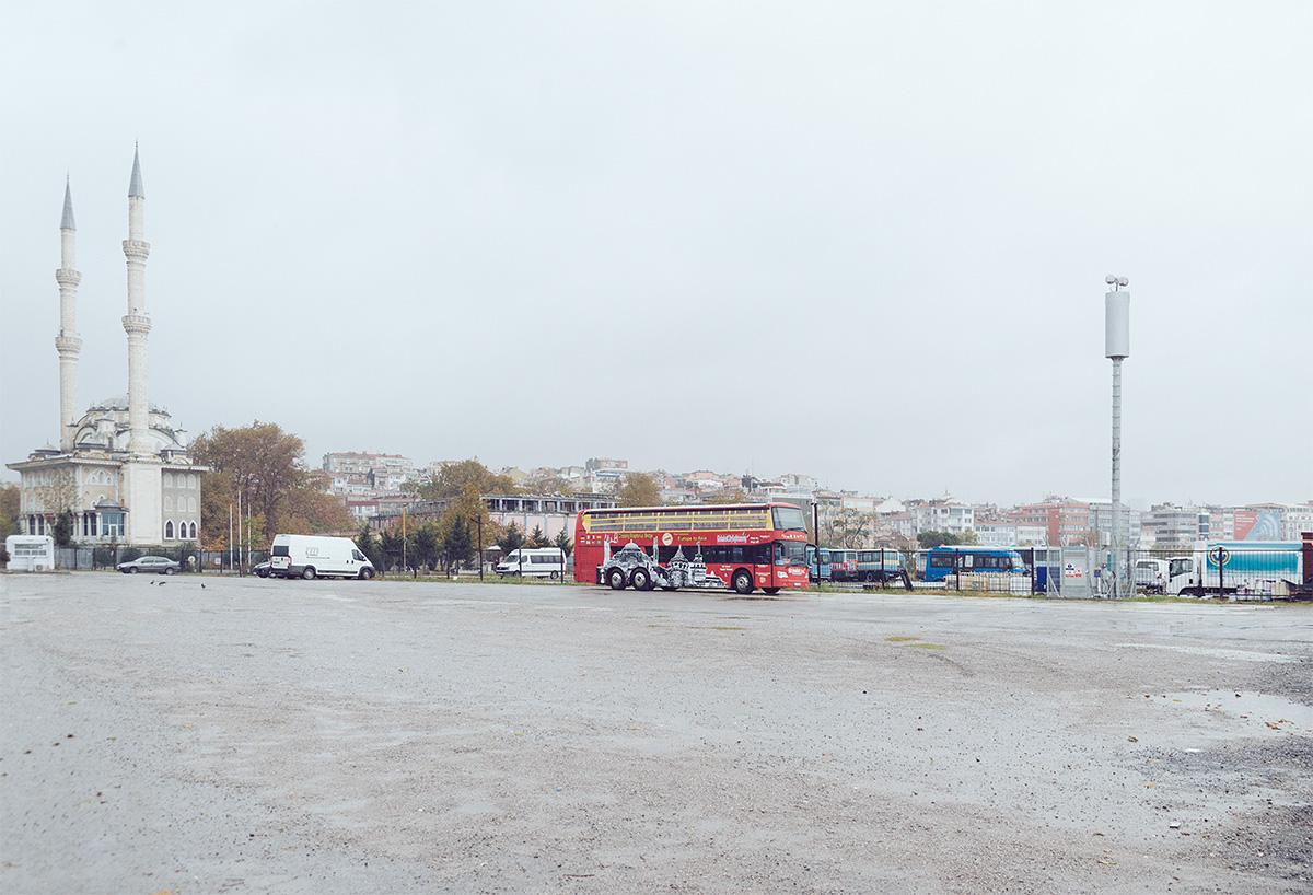 Istanbul Kadikoy Sahili